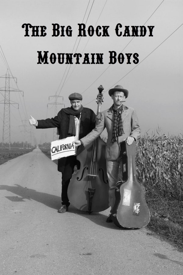 The Big Rock Candy Mountain Boys